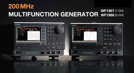 Multifunction Generator WF1967/WF1968